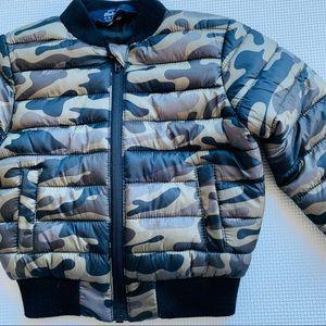5b988a0fdcf65 Primark Jackets & Coats | Mini Rebel Camo Puffer Jacket | Poshmark